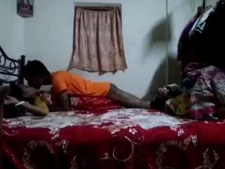 Skinny black Sinhala man fucking hot wife sex vedio srilanka